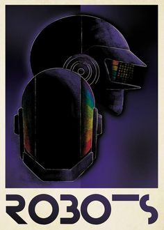 Daft Punk : Virtual Expo | TheUnitedGeekdom