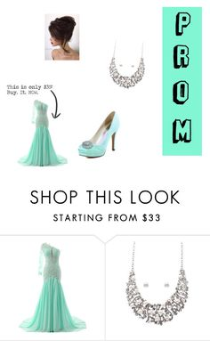 """""""prom"""" by d4envy on Polyvore featuring moda"""