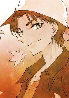 Sherlock Holmes, Conan, Detective, Heiji Hattori, Silver Bullet, Magic Kaito, Case Closed, Childhood Friends, Manga