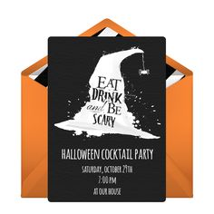 12 best halloween party invitations images halloween party