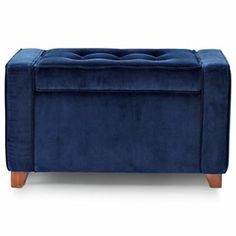 Happy Chic by Jonathan Adler Crescent Heights Tufted Storage Ottoman - jcpenney