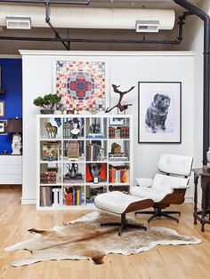 10 ways to style your Expedit Bookshelf