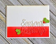 Jamie Gracz for Avery Elle using Season's Greetings dies.
