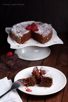 """6"""" Mexican Chocolate Cake for Two"""