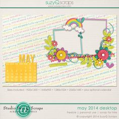 free May 2014 desktop