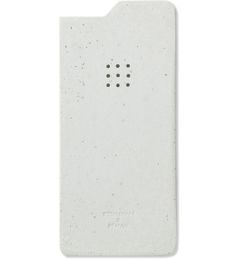 POSH-PROJECTS Luna Concrete Skin for iPhone 6 (Non-Craters) Model Picture