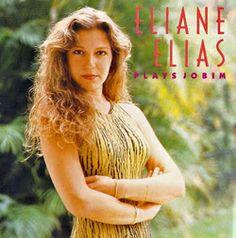 Eliane Elias-wonderful Brazilian-American pianist/vocalist