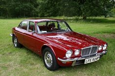 I would look so good sitting in the driver's seat — 1975 Jaguar XJ6 3.4 Series II by Albert S. Bite, via Flickr