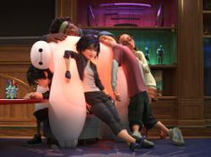 You've got a spot in the Big Hero 6. You're as heroic, smart, and charismatic as they get! No obstacles are too great for your talent and wit. Everybody better watch out for you and your crew. Quiz: Which Disney Squad Do You Belong To?