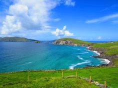 Dingle Peninsula in Ireland...absolutely breathtaking!