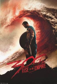 300 Rise of an Empire Themistocles Movie Poster 22x34
