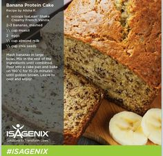 Another great Isagenix recipe! A must to try! !