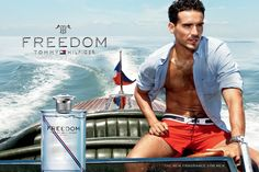 #Tommy Hilfiger New #Men's #Fragrance Collection #Freedom, http://www.style-tips.com/en/news/archives/44346