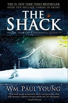The Shack by William P. Young https://www.amazon.com/