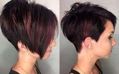 short haircuts | 2017 Short Hairstyles Black | Fashion and Women