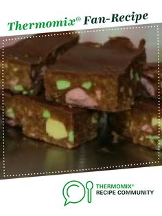 Recipe Clinker slice by AmandaC, learn to make this recipe easily in your kitchen machine and discover other Thermomix recipes in Baking - sweet. Clinker Slice, 5 Recipe, Recipe Community, Food N, Melting Chocolate, Food Hacks, Sweet Recipes, Sweets, Baking