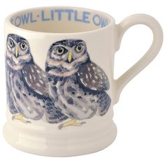 Emma Bridgewater: Owl Mugs