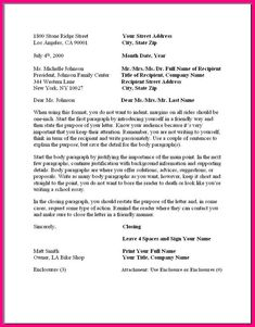 sample claim letter benny pinterest letter sample formal