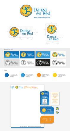Desarrollo de marca gráfica para un proyecto sin ánimo de lucro que se ha convertido en una comunidad de intercambio de información en Latinoamérica relacionada con temas culturales, de patrimonio y tradición. Montenegro, Visual Identity, Community, Blue Prints