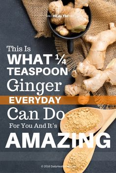 It_s no secret that ginger packs a punch of flavor and is incredibly beneficial to your health.