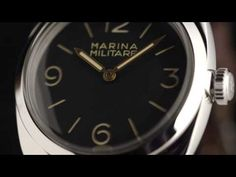 OFFICINE PANERAI RADIOMIR 1940 MARINA MILITARE 3 DAYS ACCIAIO – 47mm THE DETAILS OF A SPECIAL EDITION OF STRONG VINTAGE APPEAL RECALL THE HISTORIC LINKS BETWEEN THE ITALIAN NAVY AND OFFICINE PANERAI (See more at En/Fr/Es: http://watchmobile7.com/articles/officine-panerai-radiomir-1940-marina-militare-3-days-acciaio-47mm) #watches #montres #relojes #officinepanerai @paneraiofficial