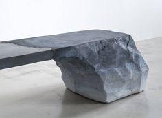 New Sand & Cement Furniture by Fernando Mastrangelo – Fubiz Media