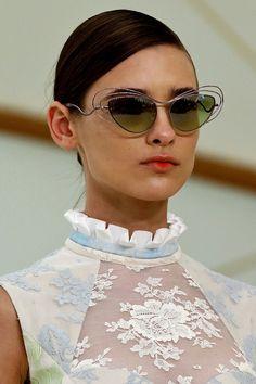 #Erdem SS 2013  Sunglasses sunglasses #fashion #nice  www.2dayslook.com