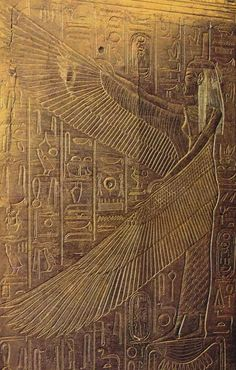 The Goddess Isis..