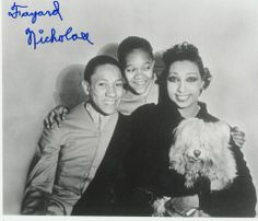 Josephine Baker with The Nicholas Brothers