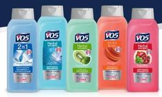 Possible #Free #Sample of VO5 #Shampoo and #Conditioner