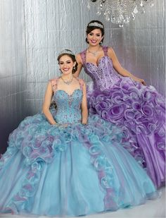 Q by DaVinci Quinceanera Dress Style 80726 is made for Sweet 15 girls who want to look like a beautiful Princess on her special day with its lovely design. Made out of Shimmer Organza, this gown featu