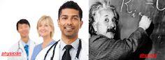 Englishlinks: physician  /  physicist