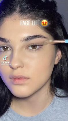 Nose Makeup, Dewy Makeup, Makeup Art, Beauty Makeup, Makeup Tips Foundation, Makeup Looks Tutorial, Glamour Makeup, Pinterest Makeup, Basic Makeup