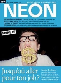 Magazine NEON n°4 - octobre/novembre 2012