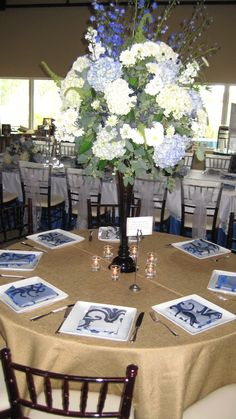 Linens by Over The Top and Floral by Fresh Blooms of Houston @Briscoe Manor  https://www.facebook.com/OverTheTopLinen