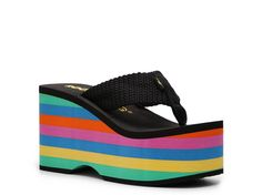 Rocket Dog Big Top Wedge Sandal