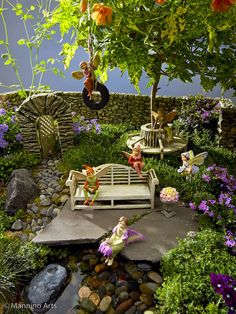 Fairy Garden Creek