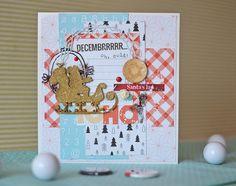 Серия открыточек новогодних