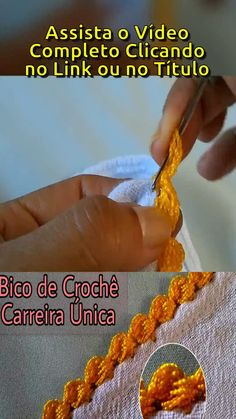 Crochet Stitches Free, Crochet Edging Patterns, Crochet Lace Edging, Crochet Flower Tutorial, Crochet Borders, Crochet Designs, Crochet Flowers, Crochet Feather, Crochet Cord