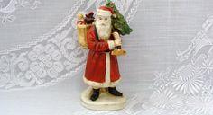 1880 Memories of Santa Earthenware Christmas by EtagereLLC on Etsy, $10.00