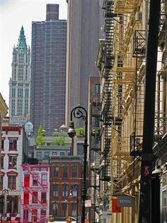 Soho, New York City