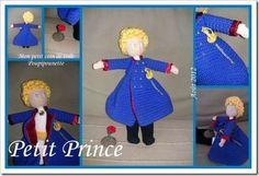 Le Petit Prince en crochet