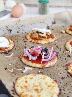 """Zweierlei Blumenkohl Pizza mit """"WOW""""-Effekt - KüchenDeern"""