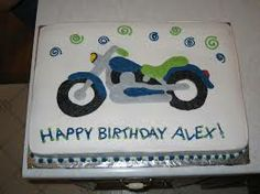motorcycle cake - Google Search