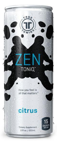 "Zen Toniq  ""dietary supplement."""