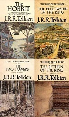 Other than the Bible, these are the most beautiful books I've ever read.  There's no other word to describe them.