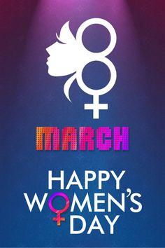 International Women's Day Wishes - International Women's Day Wishes Messages 2020 International Women's Day Wishes, International Womens Day Poster, Women's Day 8 March, 8th Of March, Happy Man Day, Happy Womens Day Quotes, 8 Mars, Respect Women, Zindagi Quotes