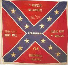 8th Virginia Infantry  History of my hometown Manassas