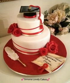 Torta Laurea Graduation Cake