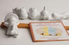 【楽天市場】The Story of Moomin Valleyムーミン 箸置 (ミィ) MM672-402:Life Balance (ライフバランス)
